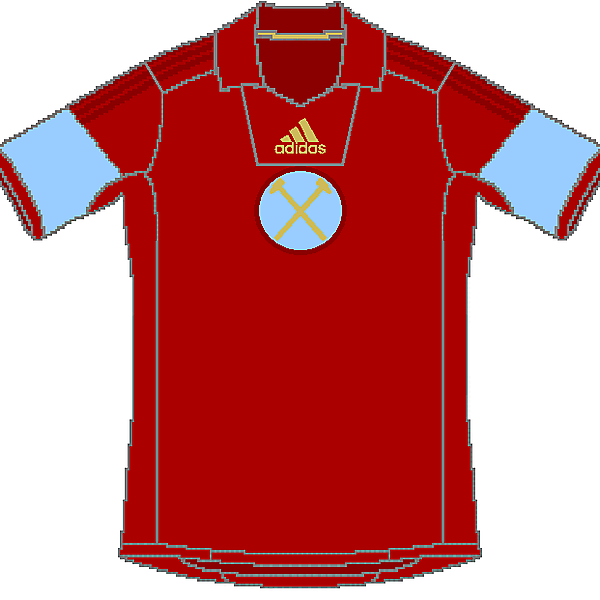 West Ham - Iron Man V.2