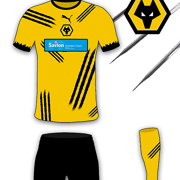 Wolves Wolverine Kit