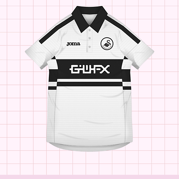 2016-17 swansea city joma kit