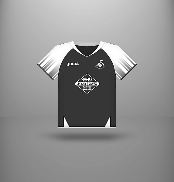 Swansea City - Away kit (Joma)