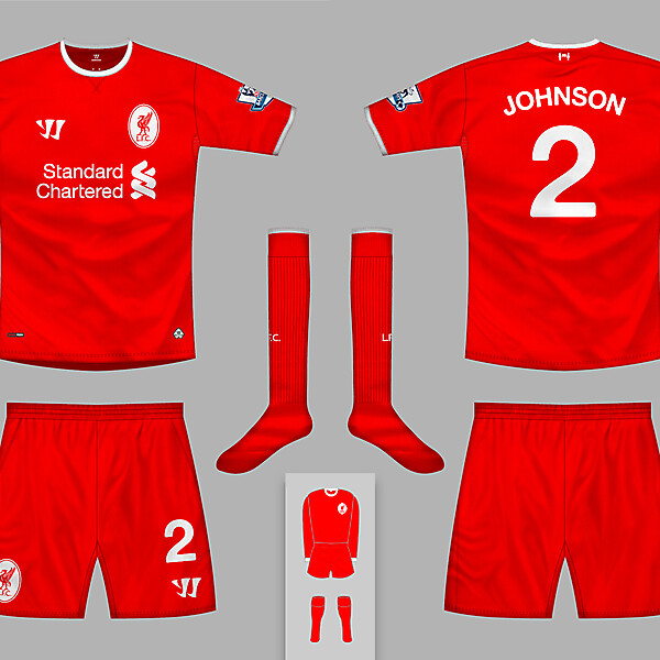 Liverpool FC Home