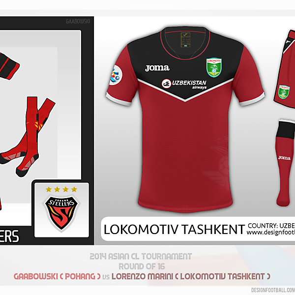 [VOTING] Pohang Steelers vs. Lokomotiv Tashkent