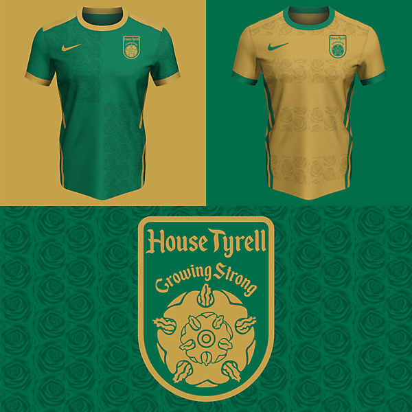 House Tyrell | Home and Away Kits