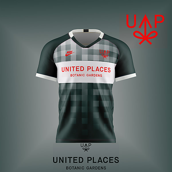 United Places Hotel concept