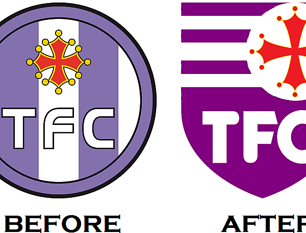 New Toulouse Football Club Crest
