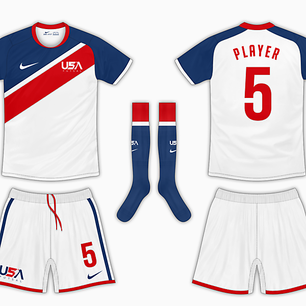 USA Futsal Final - Home Shirt