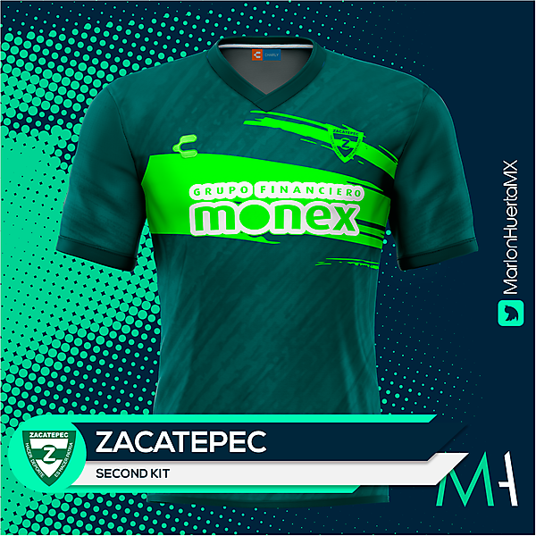 Zacatepec | Second Kit