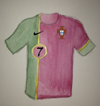 Portugal World Cup 2014 Home