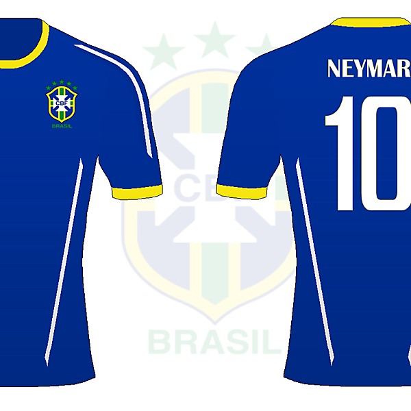 Brazil Away Kit #OA