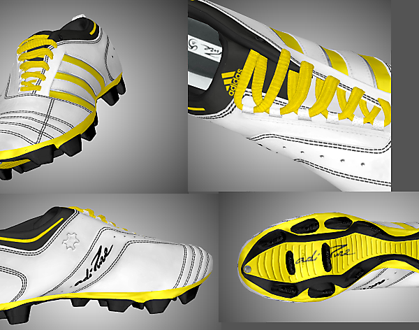 Adidas Adipure 2 Real Madrid