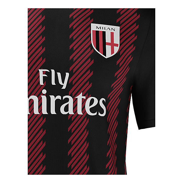 MILAN logo Re-Design