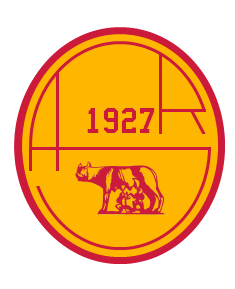 AS Roma fantasy logo (update)