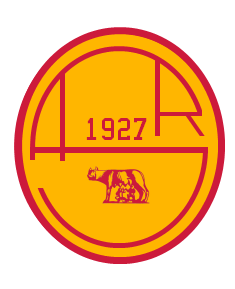 AS Roma fantasy logo