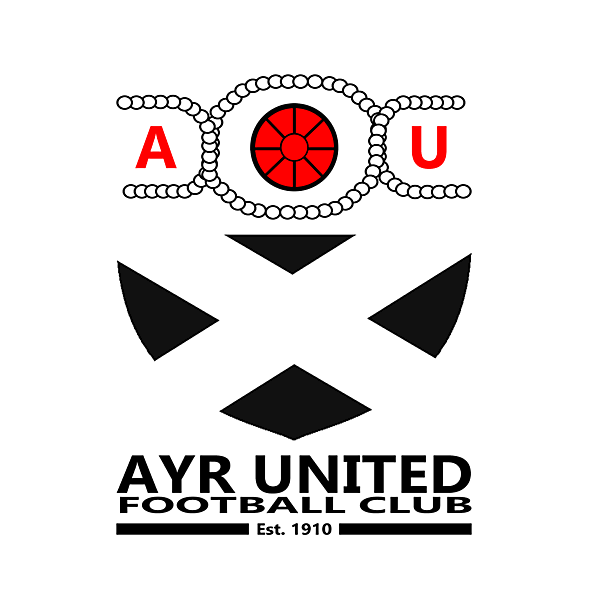 Ayr United New Crest
