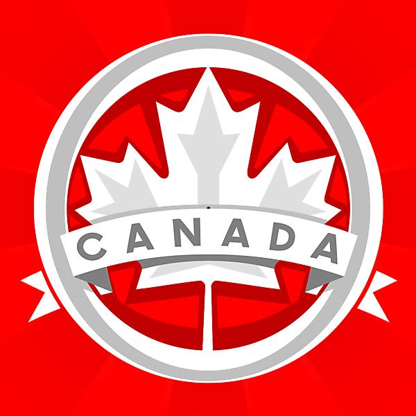 Canada National Team Crest