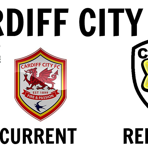 Cardiff City FC New Crest Idea