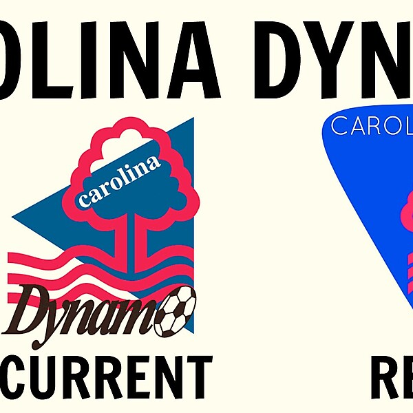 Carolina Dynamo FC New Crest Idea
