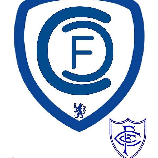 Chelsea FC New Crest Idea