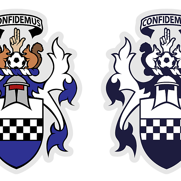 Kilmarnock FC - Coat of Arms & Crest
