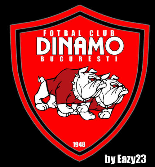 Dinamo Bucharest crest