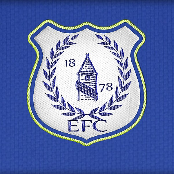 efc everton f.c new crest 2014