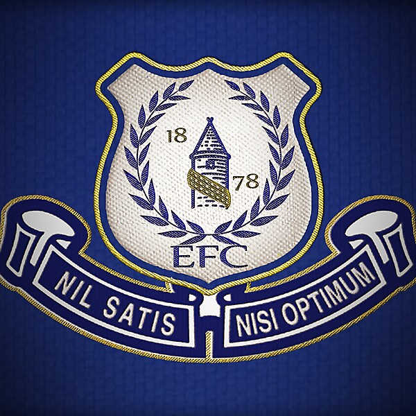 everton fc new badge!!!