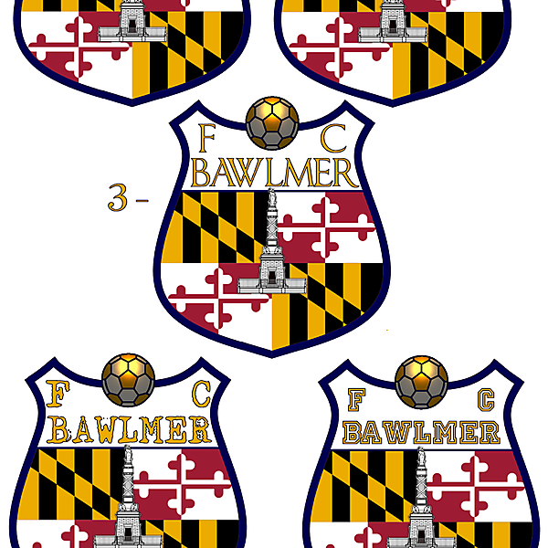 Baltimore MLS Logo concept