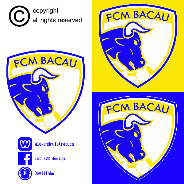 FCM Bacau - The Mad Bulls