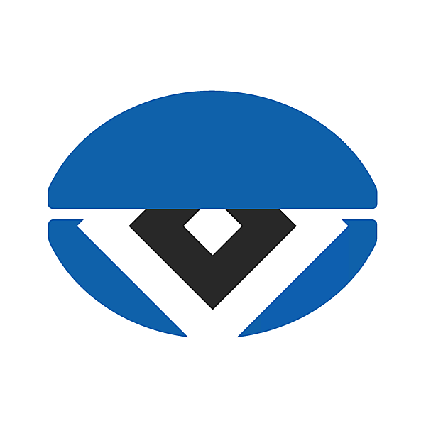 Hamburger SV ( burger version ) alternative logo.