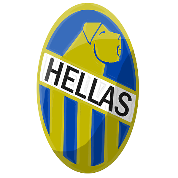 Hellas Verona Badge