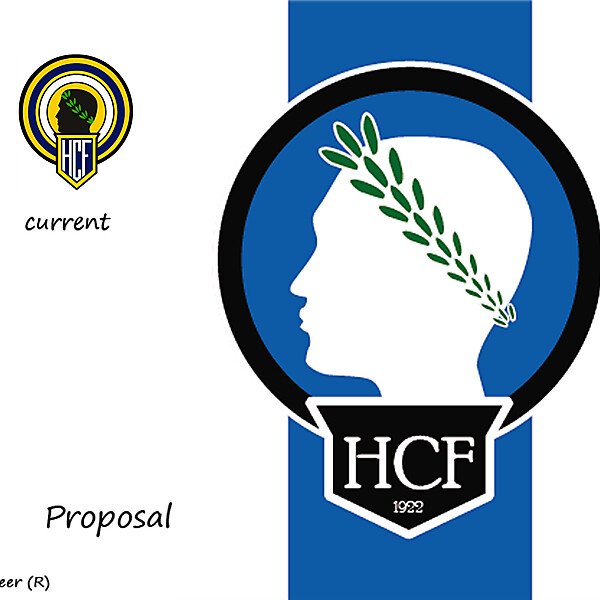 HERCULES ALICANTE BADGE PROPOSAL