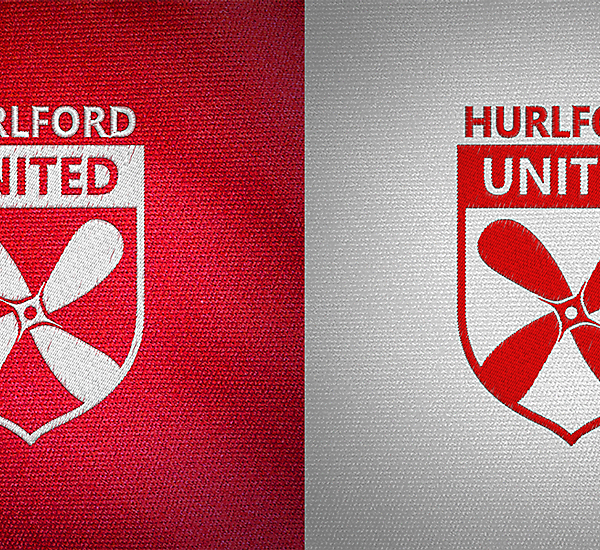 Hurlford United (Embroidered)
