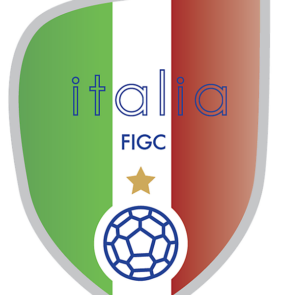 Italian National Team Crest