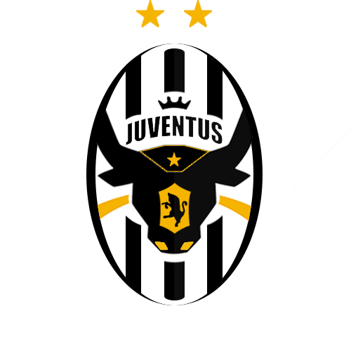 Juventus Alternate Logo Design