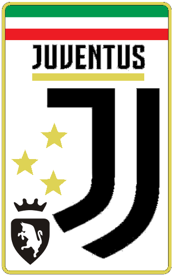 Juventus crest based on Ferrari