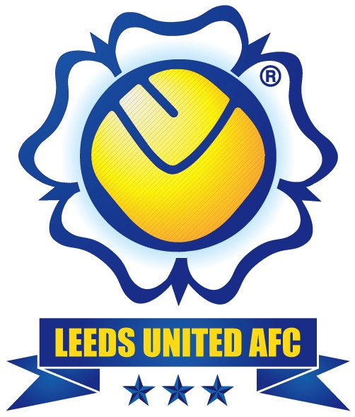 New Leeds United Badge
