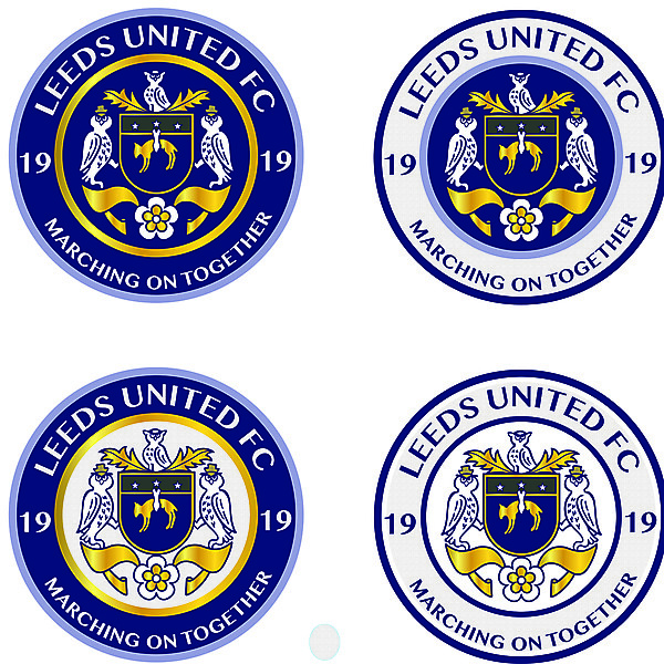 Leeds United new crest