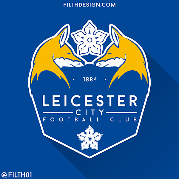 Leicester City Crest Design