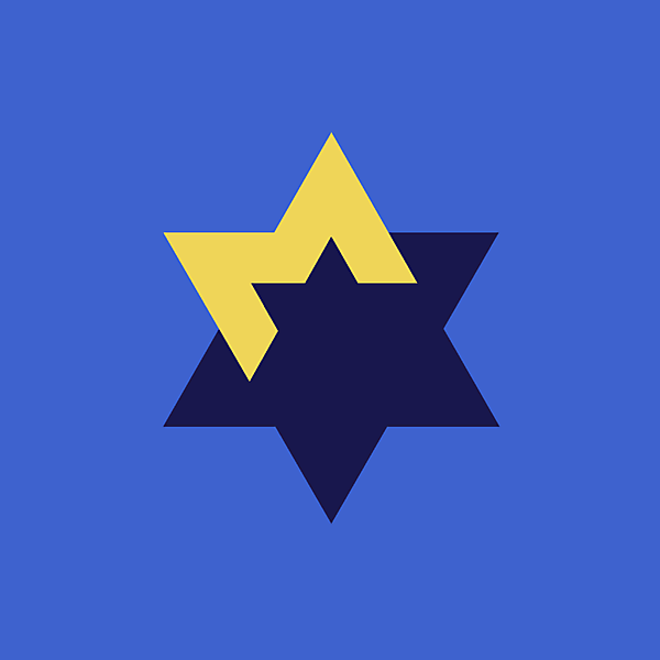 Maccabi Tel - Aviv alternative logo concept.