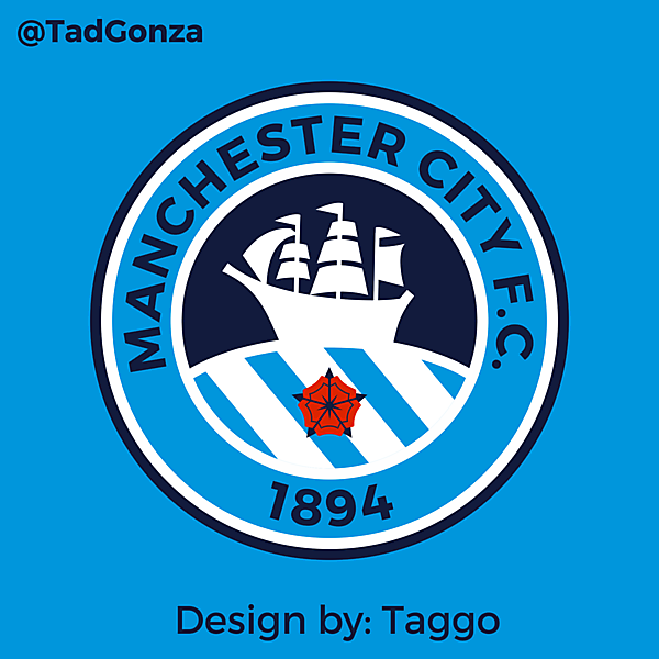 Manchester City FC Crest version