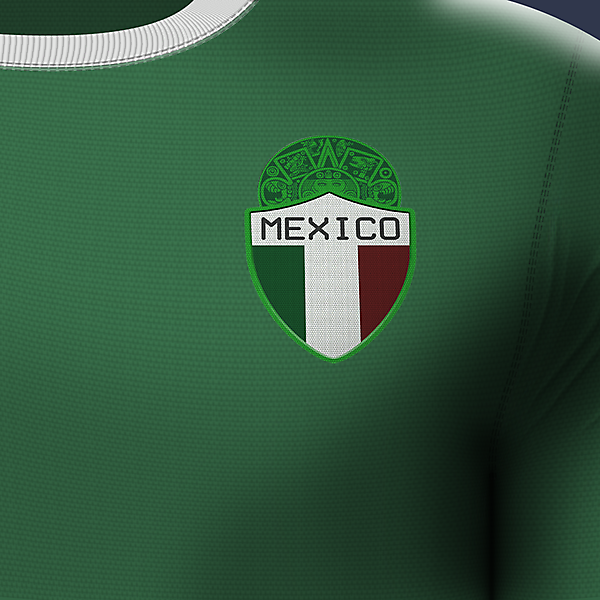 Mexico new crest