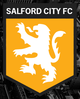 new Salford City FC crest 2