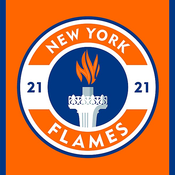 NEW YORK FLAMES