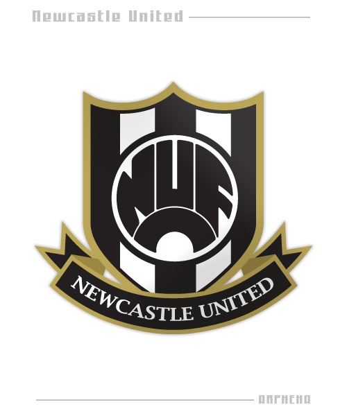 Newcastle United FC Crest