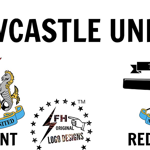 Newcastle United FC Redesign