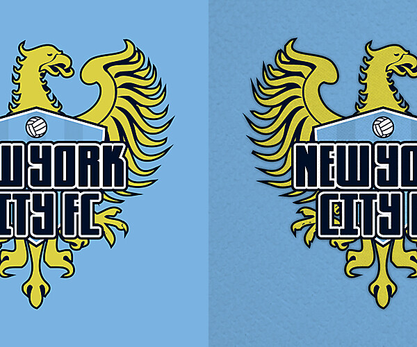 New York City FC - Fantasy Badge