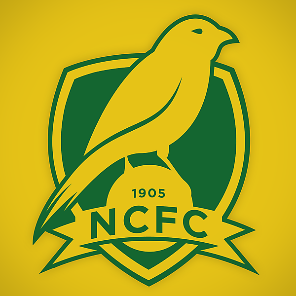 New Norwich City Crest