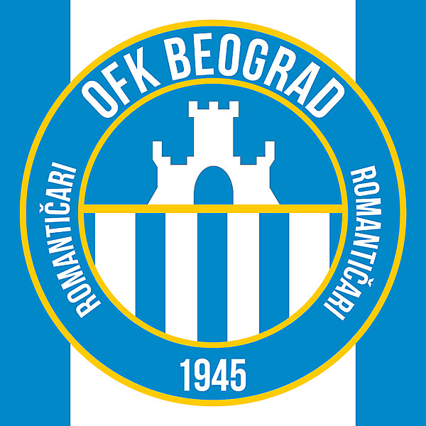 OFK Beograd redesign