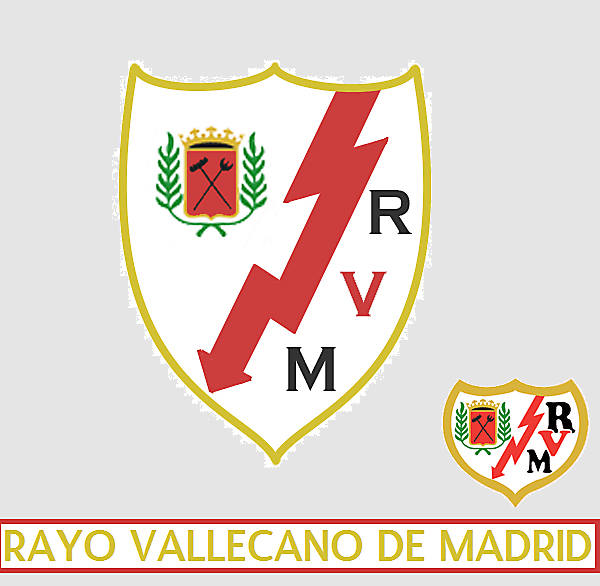Rayo Vallecano Crest