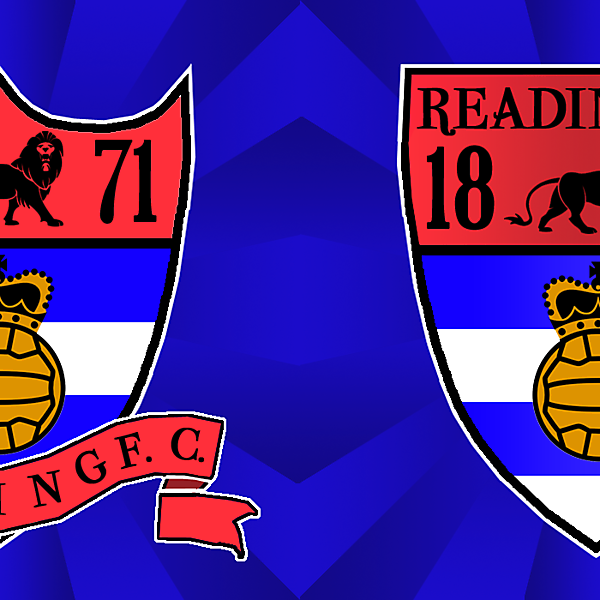 Reading Crests